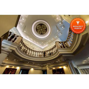 Международный он-лайн конкурс Pin-Win «Лучший интерьер в классическом стиле»